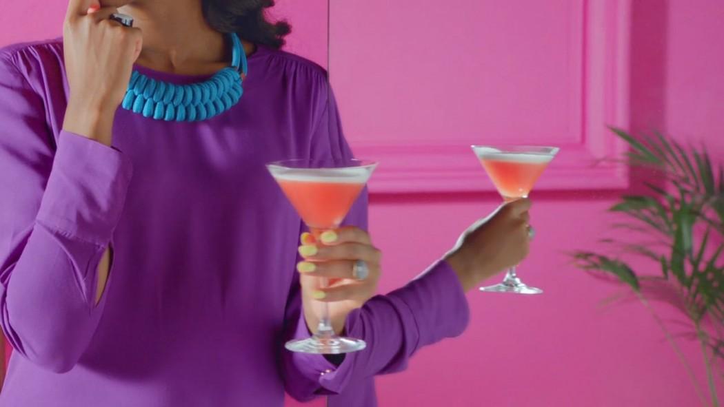 Chambord – Martini